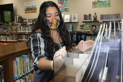 Alden Library Reopens
