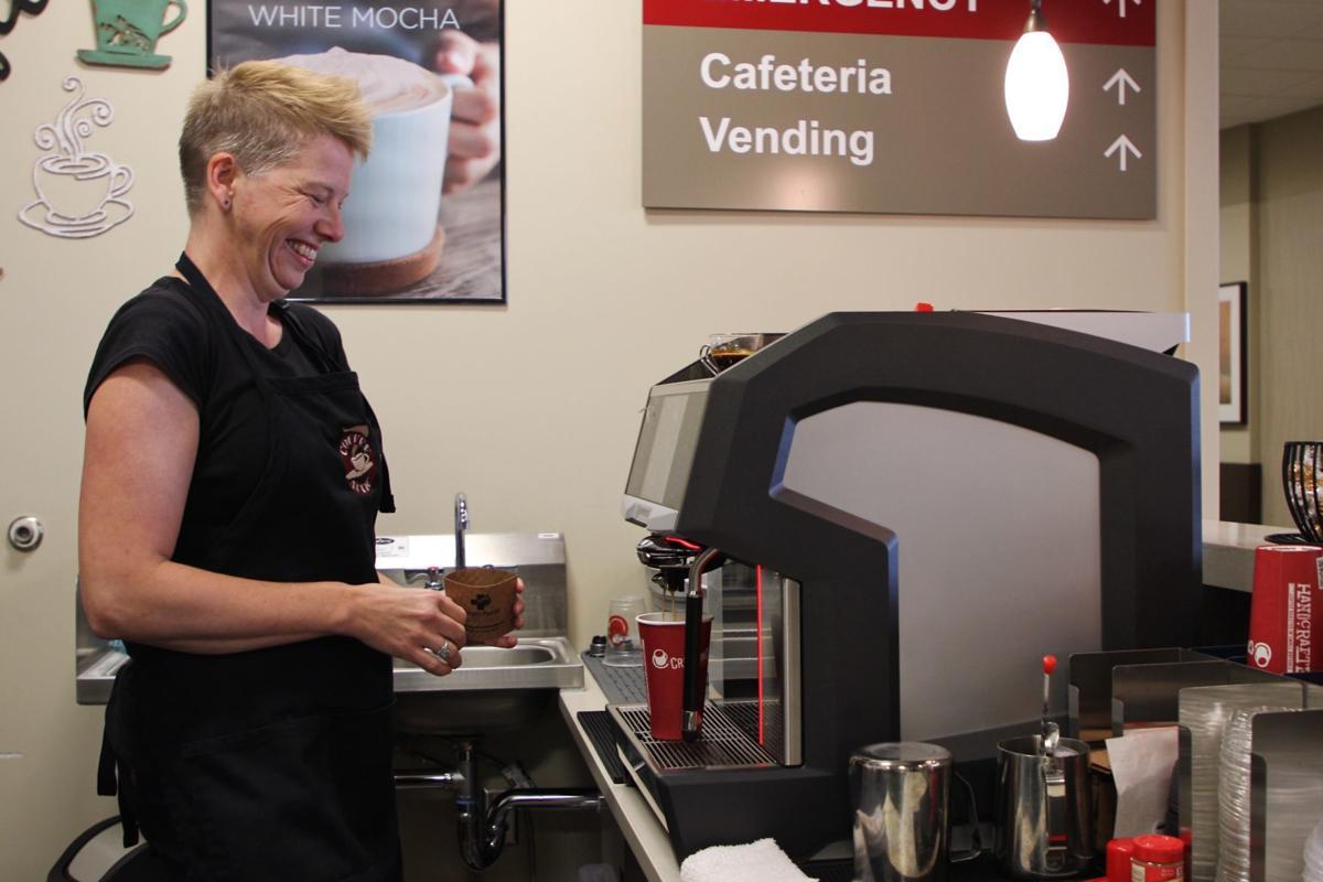 Coffee Attic Corner