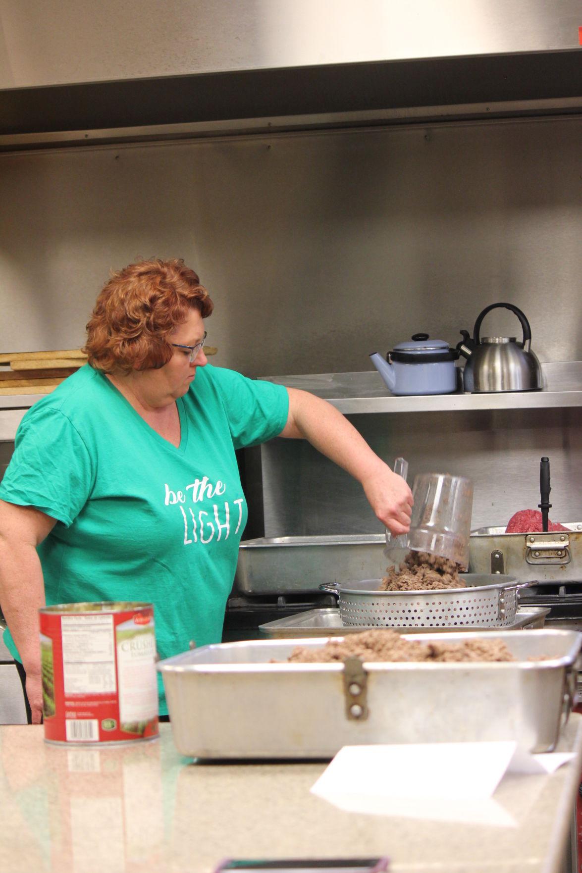 First United Methodist Church Community Meal