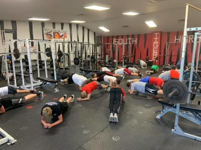 Tiger Strength and Conditioning
