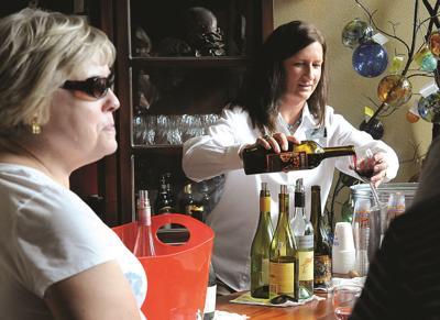 Wine Around Town