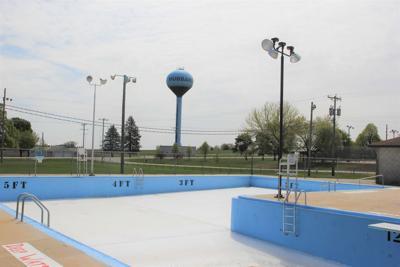 Hubbard Swimming Pool