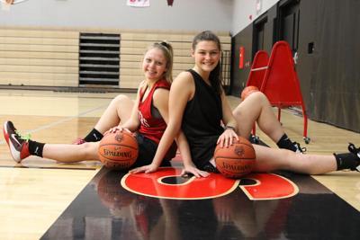 SH girls basketball