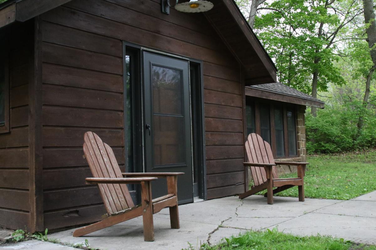 Pine Lake State Park Cabin