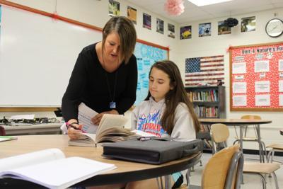 Jessica Below teacher spotlight