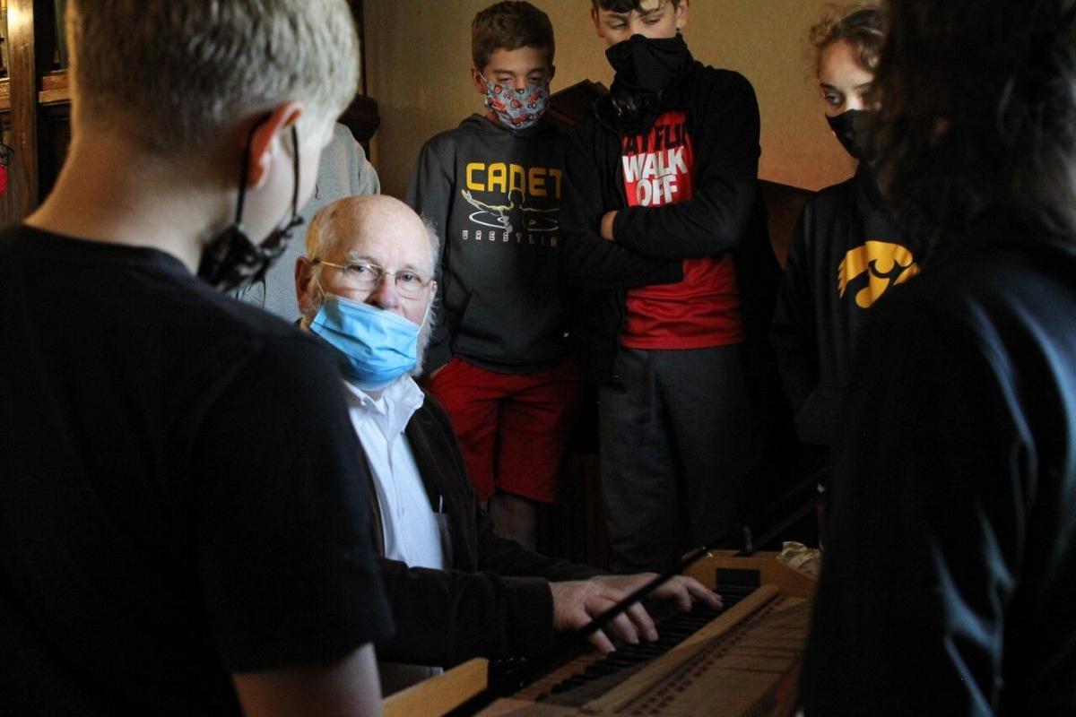 Jim Hammann Clavichord