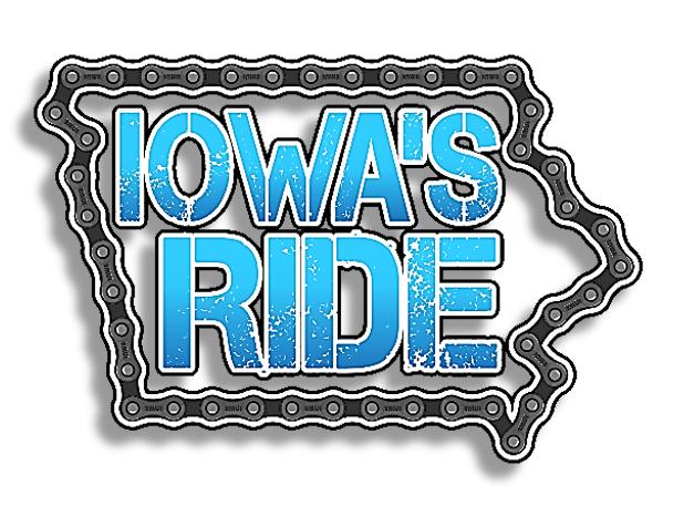 Iowa's Ride Logo