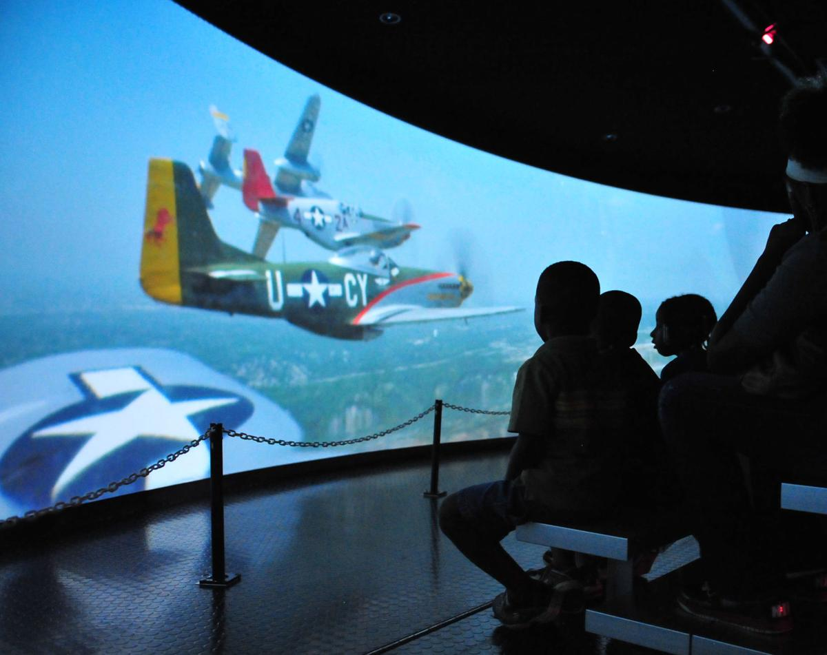 Rise Above Traveling Exhibit
