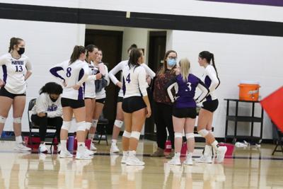 ECC volleyball