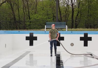 Meyer Municipal Aquatic Center Cleaning