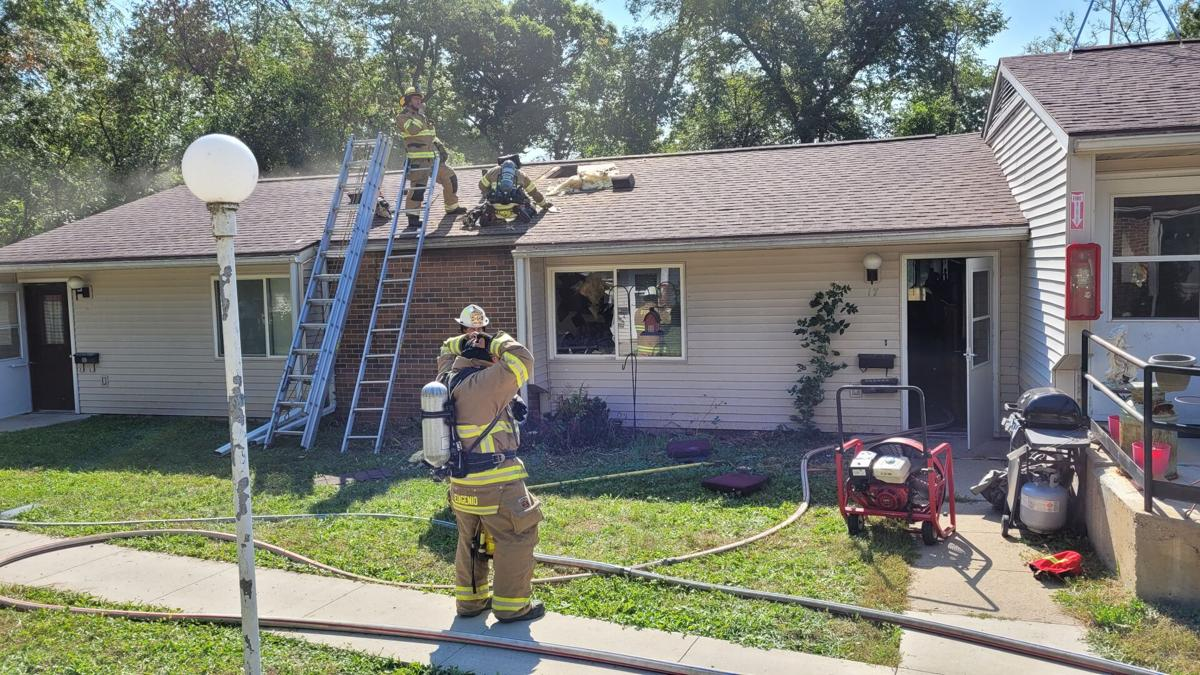 Timberview Apartment Fire