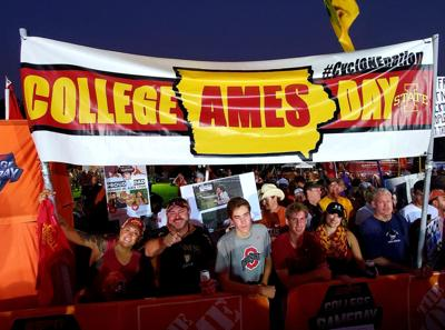 CollegeAmesDay