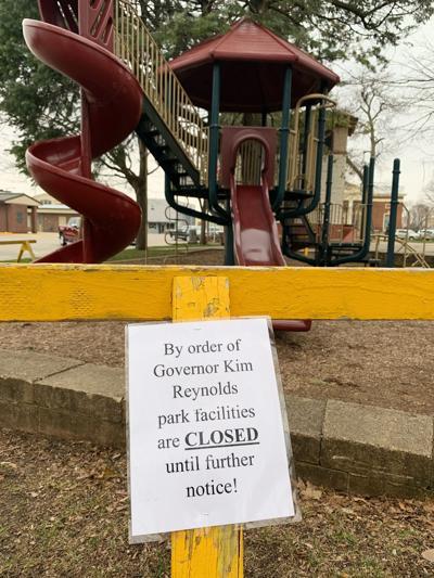 Playground Closure