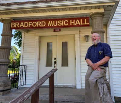 Bradford Music Hall Exterior