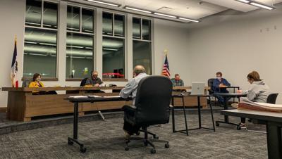 Iowa Falls City Council Chambers