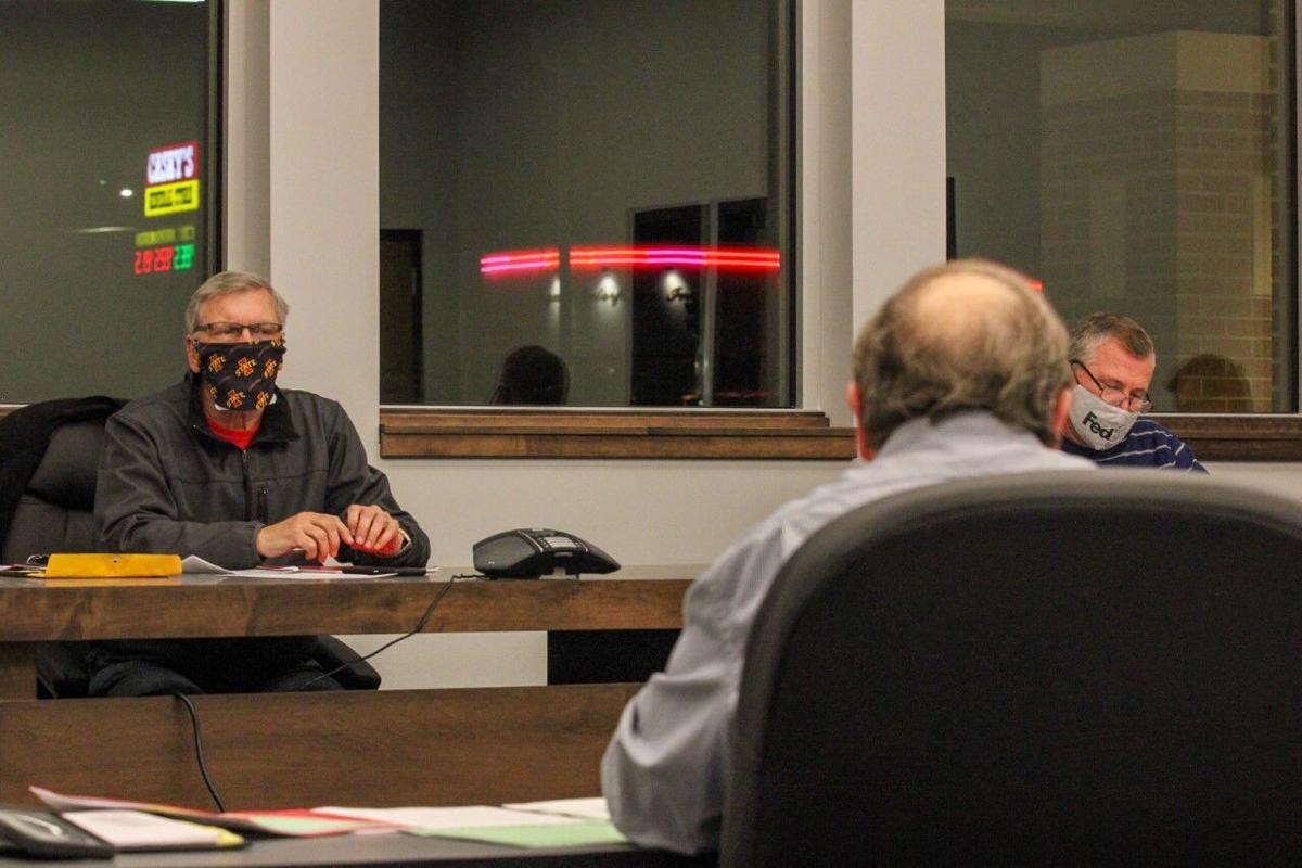 Iowa Falls City Council Rob Wohlert