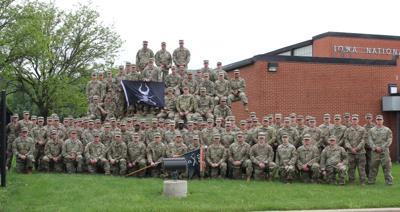 Iowa National Guard, 1st Battalion, 133rd Infantry Regiment, Company C