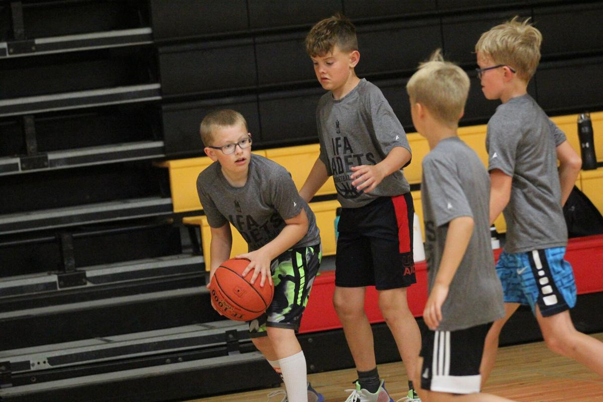 IF-A Youth BB Camp 2