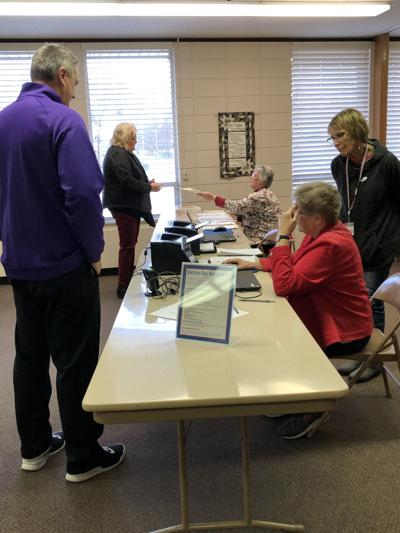 ackley voters
