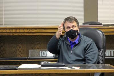 Iowa Falls School Board Chris Stauffer