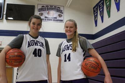 AGWSR girls basketball