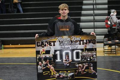 Mason Kent 100 wins