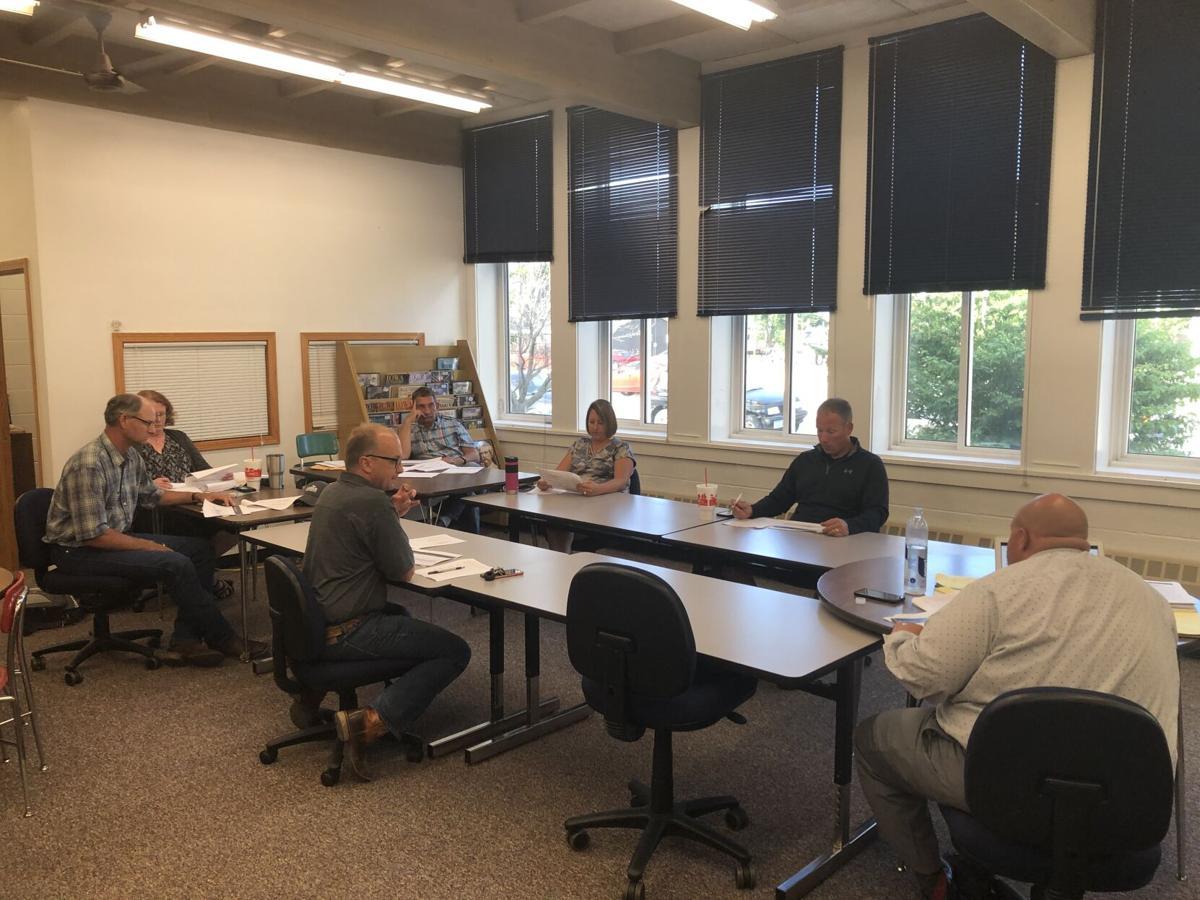 H-R School Board Meeting July 20, 2020