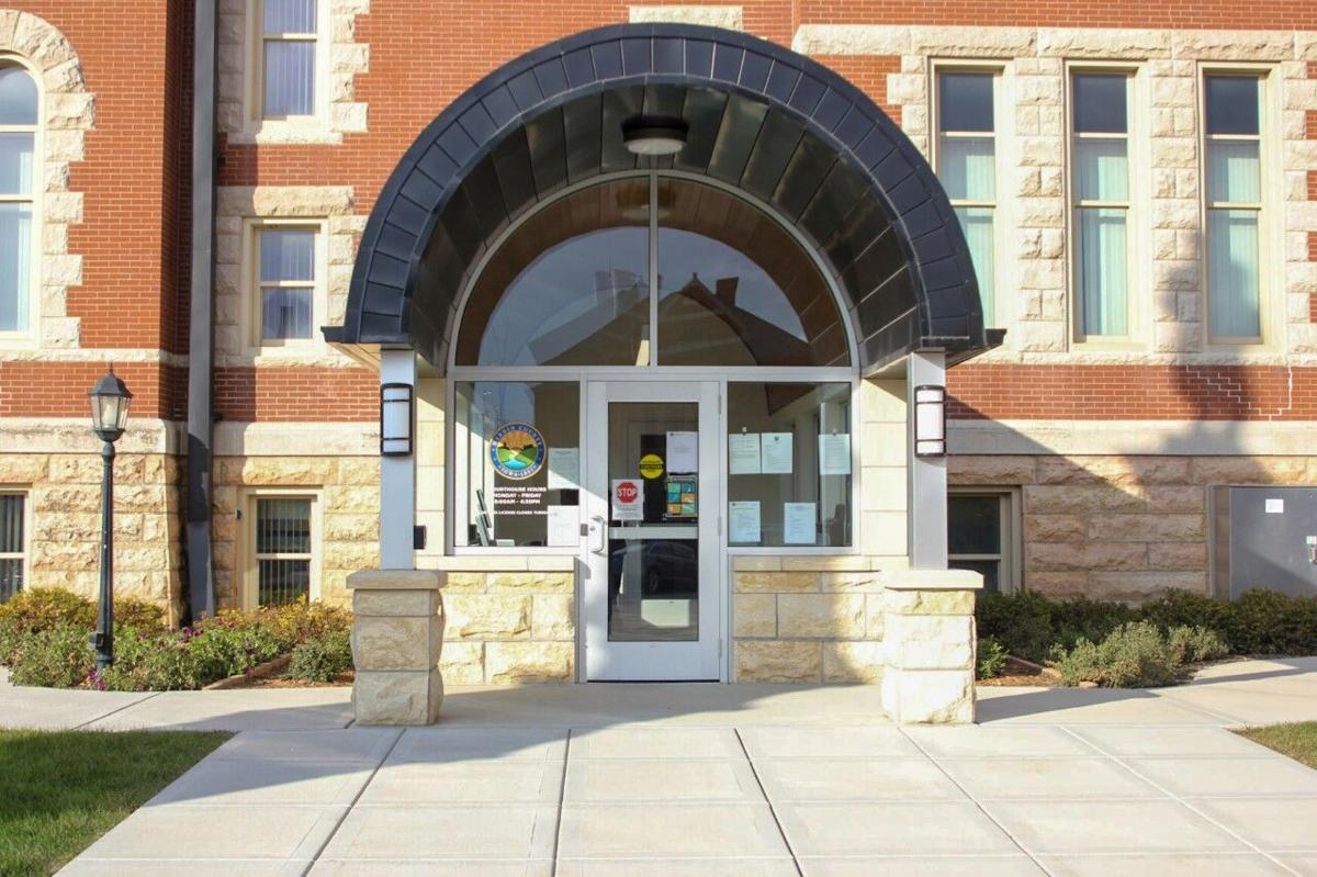 Courthouse Entrance