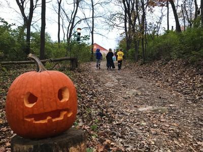 Calkins Halloween Hike