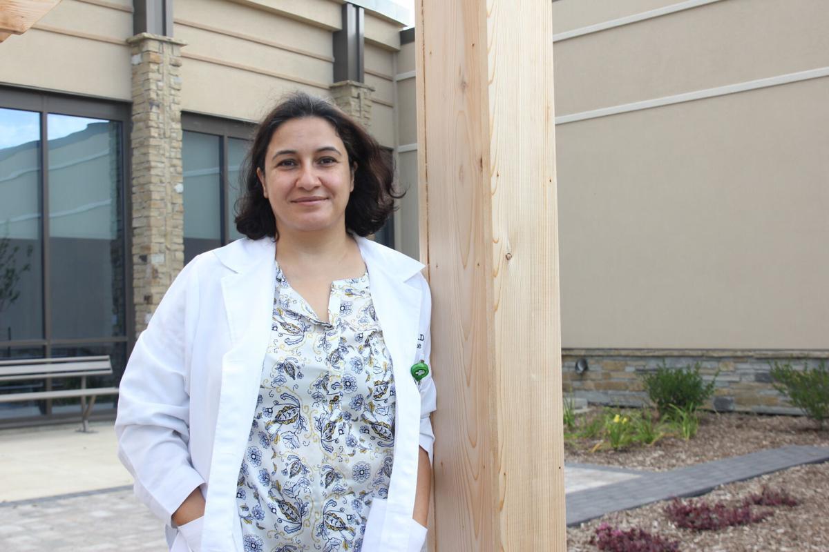 Dr. Mahnaz Behdad