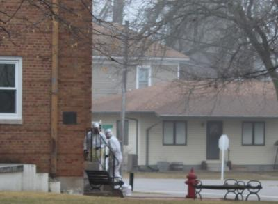Ackley City Hall Cleaning