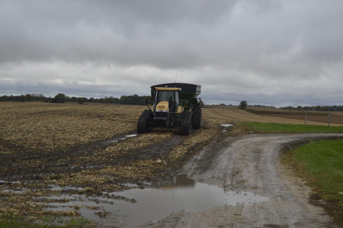 Wet Harvest