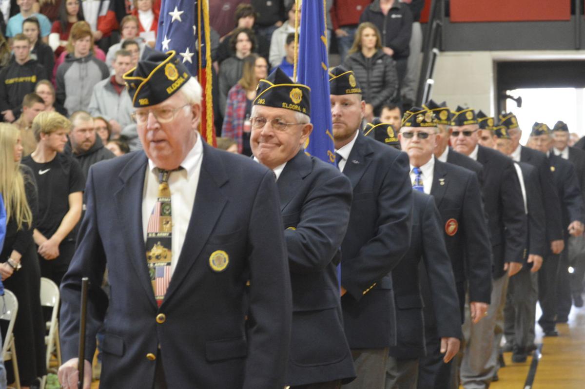 Veterans Day Eldora