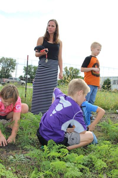 H-R Elementary Garden