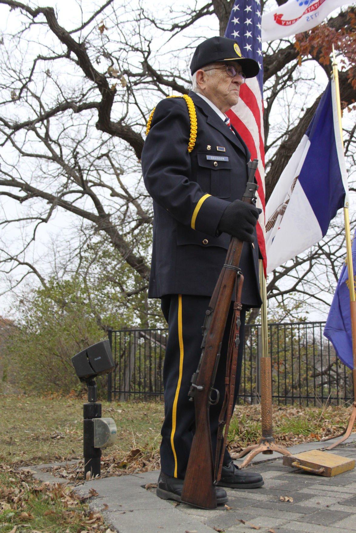 Veterans Day Iowa Falls