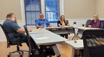 Hubbard City Council