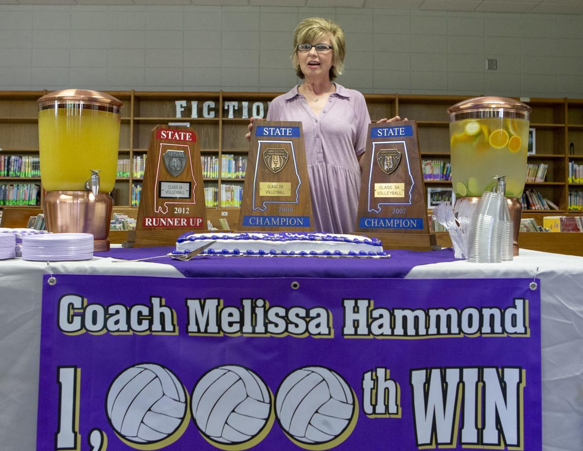 190903 Melissa Hammond 1000th Win 2