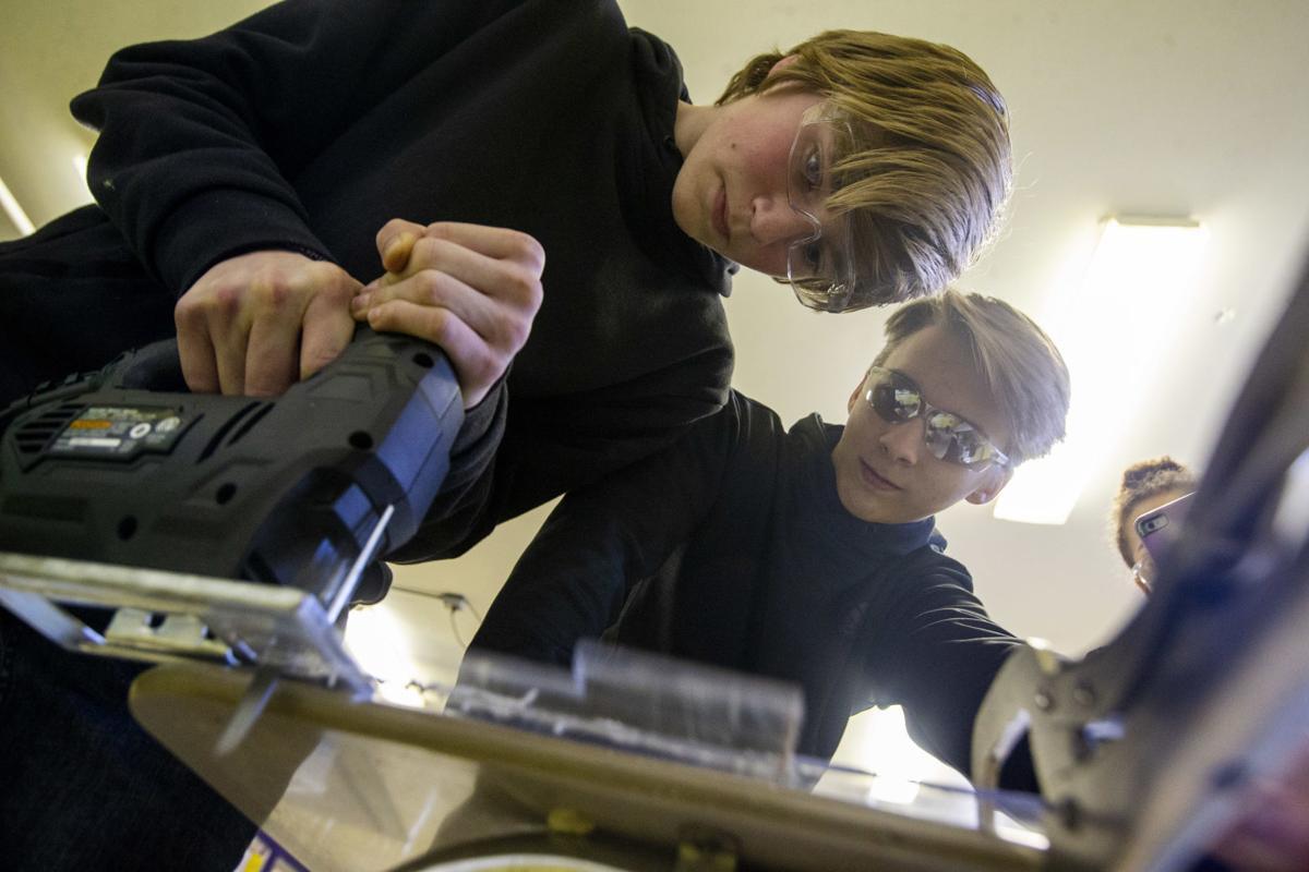 190108 Sheffield STEM Project 1