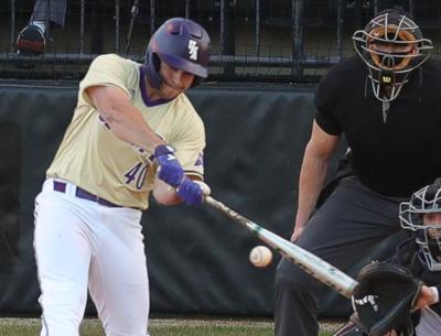 Kylan Barnett UNA baseball