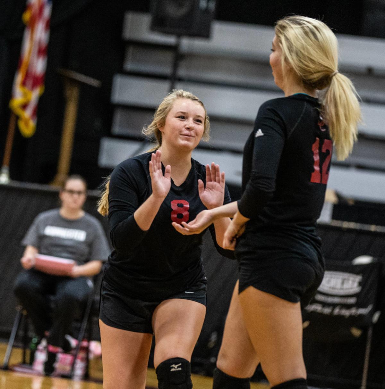 Shoals Christian volleyball 1