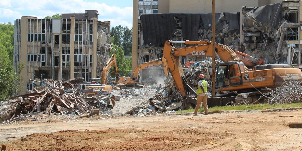 ECM demolition 4