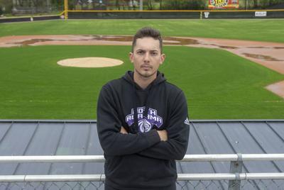 Bryant Claunch UNA baseball