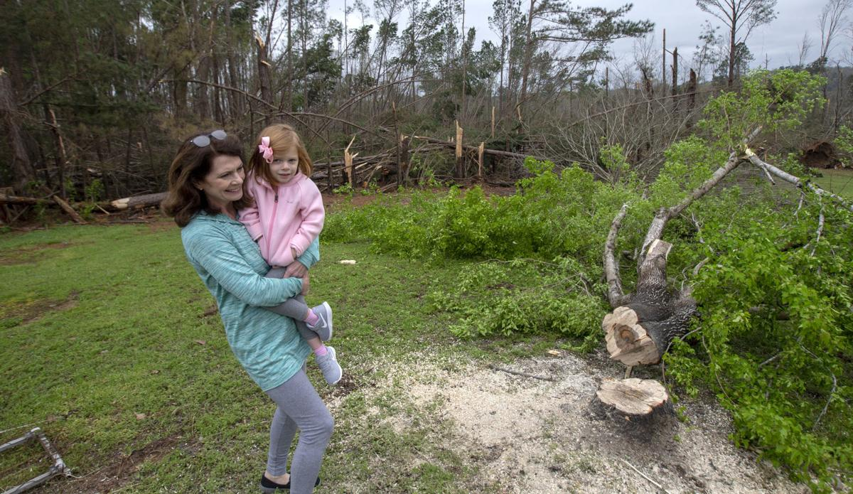 200325 Colbert County tornado damage 12