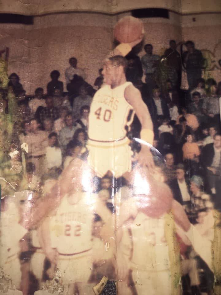 Wayne Sears Russellville basketball