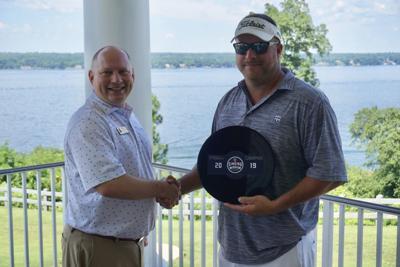 Derek Cleveland wins 2019 Singing River Classic
