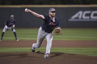 Cody Greenhill Auburn baseball