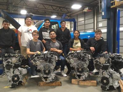 Russellville Career Technical program partners with Toyota