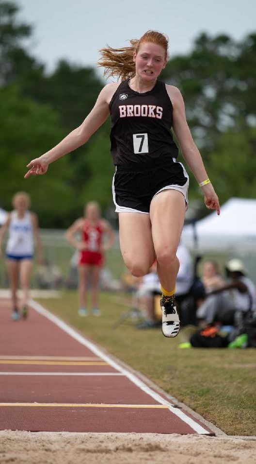 Helena Alley Brooks track and field