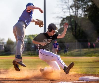 Slade Berryman Colbert County baseball