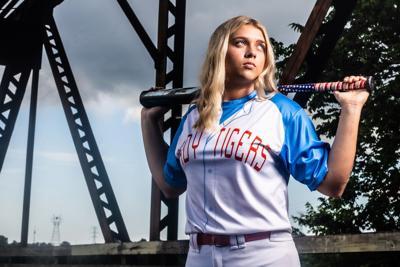 Lila Blackburn softball all-area